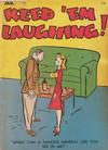 Cover for Keep 'Em Laughing! (Hardie-Kelly, 1942 series) #3