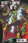 Cover for Secret Empire (Marvel, 2017 series) #3 [J. Scott Campbell]