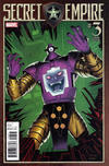 Cover for Secret Empire (Marvel, 2017 series) #3 [Dan Mora 'Villain']
