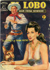 Cover for El Lobo The Man from Nowhere (Cleland, 1956 series) #12