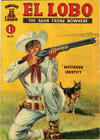 Cover for El Lobo The Man from Nowhere (Cleland, 1956 series) #15