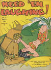 Cover for Keep 'Em Laughing! (Hardie-Kelly, 1942 series) #12