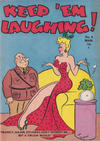 Cover for Keep 'Em Laughing! (Hardie-Kelly, 1942 series) #8