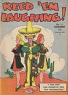 Cover for Keep 'Em Laughing! (Hardie-Kelly, 1942 series) #11
