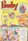 Cover for Pumby (Editorial Valenciana, 1955 series) #10