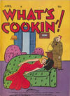 Cover for What's Cookin'! (Hardie-Kelly, 1942 series) #4