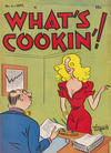 Cover for What's Cookin'! (Hardie-Kelly, 1942 series) #6