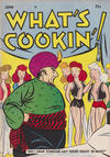 Cover for What's Cookin'! (Hardie-Kelly, 1942 series) #5