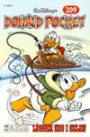 Cover Thumbnail for Donald Pocket (1968 series) #209 - Donald legger seg i selen [2. utgave bc 277 72]