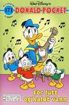 Cover Thumbnail for Donald Pocket (1968 series) #171 - For lutt og kaldt vann [3. utgave bc 0277 005]
