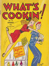 Cover for What's Cookin'! (Hardie-Kelly, 1942 series) #10