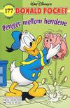 Cover Thumbnail for Donald Pocket (1968 series) #177 - Penger mellom hendene [3. utgave bc 0239 030]