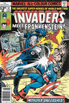 Cover for The Invaders (Marvel, 1975 series) #31 [British]