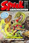 Cover for Spuk Geschichten (Bastei Verlag, 1978 series) #201