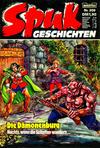 Cover for Spuk Geschichten (Bastei Verlag, 1978 series) #209