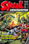 Cover for Spuk Geschichten (Bastei Verlag, 1978 series) #212
