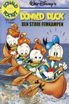 Cover Thumbnail for Donald Pocket (1968 series) #66 - Donald Duck Den store femkampen [3. utgave bc 390 12]