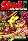 Cover for Spuk Geschichten (Bastei Verlag, 1978 series) #214