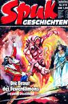 Cover for Spuk Geschichten (Bastei Verlag, 1978 series) #215
