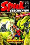 Cover for Spuk Geschichten (Bastei Verlag, 1978 series) #219
