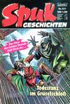 Cover for Spuk Geschichten (Bastei Verlag, 1978 series) #221