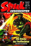 Cover for Spuk Geschichten (Bastei Verlag, 1978 series) #225