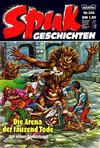 Cover for Spuk Geschichten (Bastei Verlag, 1978 series) #226