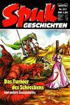 Cover for Spuk Geschichten (Bastei Verlag, 1978 series) #227