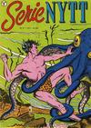 Cover for Serie-nytt [Serienytt] (Formatic, 1957 series) #10/1959