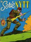 Cover for Serie-nytt [Serienytt] (Formatic, 1957 series) #12/1959