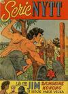 Cover for Serie-nytt [Serienytt] (Formatic, 1957 series) #3/1957