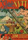 Cover for Serie-nytt [Serienytt] (Formatic, 1957 series) #9/1957