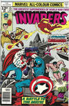 Cover Thumbnail for The Invaders (1975 series) #15 [British]