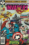 Cover Thumbnail for The Invaders (1975 series) #15 [Whitman]
