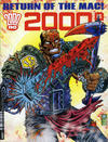 Cover for 2000 AD (Rebellion, 2001 series) #2064