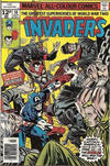 Cover for The Invaders (Marvel, 1975 series) #18 [British]