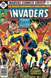 Cover for The Invaders (Marvel, 1975 series) #20 [British]
