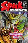 Cover for Spuk Geschichten (Bastei Verlag, 1978 series) #245