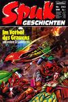Cover for Spuk Geschichten (Bastei Verlag, 1978 series) #243