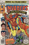 Cover for The Invaders (Marvel, 1975 series) #22 [British]