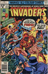 Cover Thumbnail for The Invaders (1975 series) #21 [British]