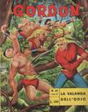Cover for Gordon (Edizioni Fratelli Spada, 1964 series) #21