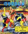 Cover for Gordon (Edizioni Fratelli Spada, 1964 series) #3