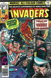 Cover for The Invaders (Marvel, 1975 series) #24 [British]
