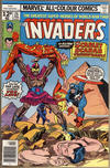 Cover Thumbnail for The Invaders (1975 series) #25 [British]