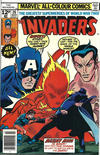 Cover for The Invaders (Marvel, 1975 series) #26 [British]