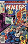 Cover for The Invaders (Marvel, 1975 series) #27 [British]