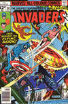 Cover for The Invaders (Marvel, 1975 series) #30 [British]