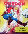 Cover for Gordon (Edizioni Fratelli Spada, 1964 series) #34