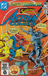 Cover for Action Comics (DC, 1938 series) #522 [Direct]